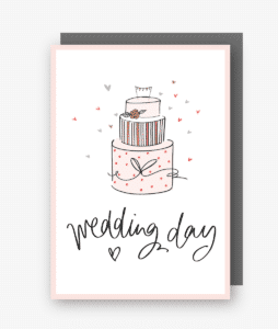 Wedding Day - Wedding Card